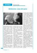 Natale 2004 Betlemme: casa del pane - Tagliuno - Page 3