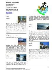 Mallorca - Weitsprung Reisen