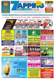 Zapping 10 – 2008 - diAlessandria.it