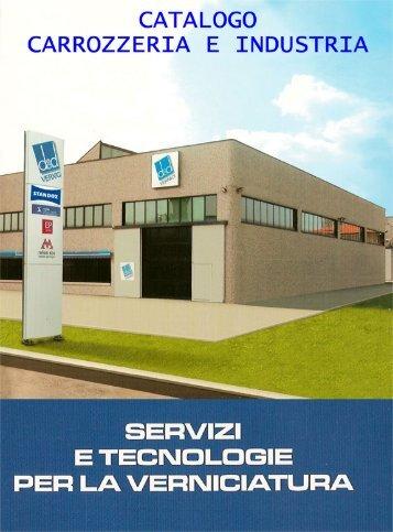 Catalogo D&D - Logo DeD Vernici