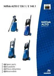 Nilfisk-alto e 130.1 / e 140