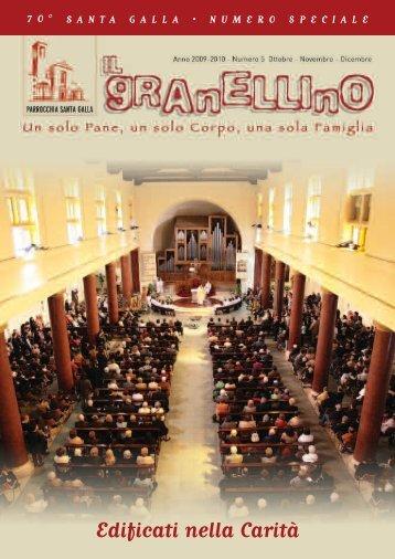 N°5 - 2010 - parrocchia di santa galla