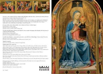 scarica la scheda restauro in formato .pdf - Associazione Amici dell ...
