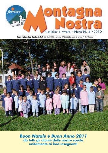 MONTAGNA NOSTRA - Torrio