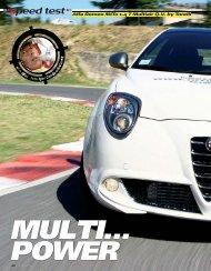 Alfa Romeo MiTo Quadrifoglio Verde 170 Cv ... - Officina Torelli