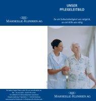 Unser Pflegeleitbild - Marseille-Kliniken AG