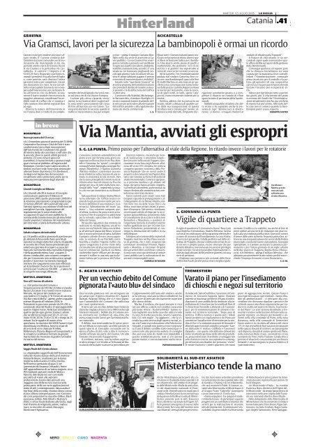 2005_07_Rassegna Stampa a r 2005-2006 - Archivio storico