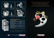 Proficut – die Kraftmaschine mit dem Turbomesser ... - Brunner