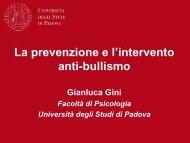 La prevenzione e l'intervento anti-bullismo pdf - Ufficio Scolastico ...