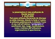 (Microsoft PowerPoint - IL PIACERE DI ESSERE ... - CSI Lombardia