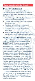 Lavorando Mentre Disabilitado—Come Possiamo ... - Social Security - Page 2