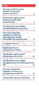 Lavorando Mentre Disabilitado—Come Possiamo ... - Social Security - Page 3