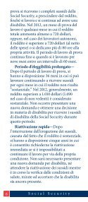 Lavorando Mentre Disabilitado—Come Possiamo ... - Social Security - Page 6