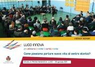 Come possiamo portare nuova vita al centro storico? - Lugo Innova