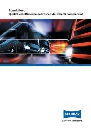 Scarica la brochure - Standox