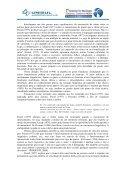 Sobre o humor: um diálogo entre Freud e Possenti - Programa de ... - Page 6