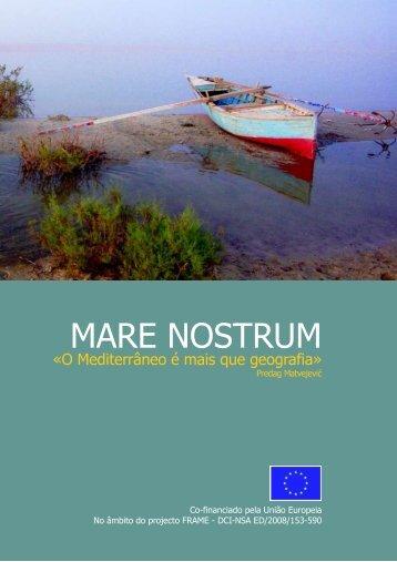 Mare Nostrum - Equação