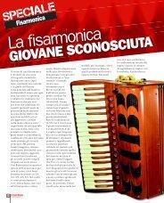 Intervista e speciale dedicato alla fisarmonica a cura ... - Max De Aloe