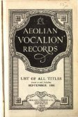 Aeolian-Vocalion Records 1924 - Page 2