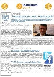 Intervista a Robert Gauci, AD di MetLife, sul tema delle liberalizzazioni