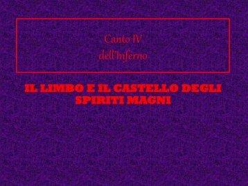 Limbo - Collegio San Giuseppe