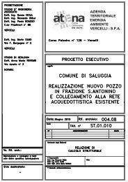 ST.01.010 Relazione strutturale solo edile - Comune di Saluggia
