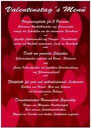 Valentinstag menü 2012.cdr - Landhaus Schaaf