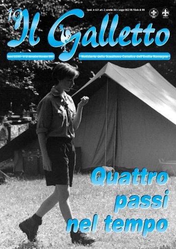 Il Galletto impaginato - Agesci Emilia Romagna