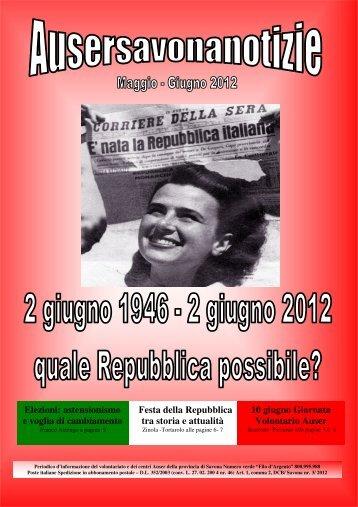 Elezioni: astensionismo e voglia di cambiamento ... - Auser Liguria