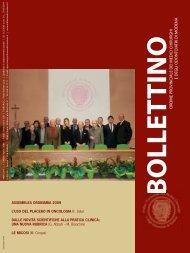 Marzo - Aprile 2009 (pdf - 3 MB) - Ordine Provinciale dei Medici ...