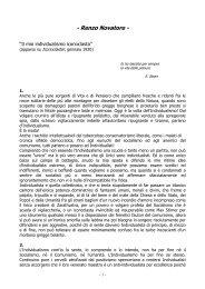 Renzo Novatore - Autistici