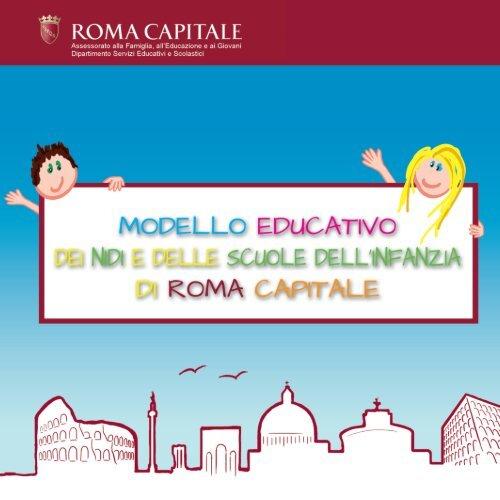 Modello Educativo Dei Nidi E Delle Scuole Dell Comune Di Roma