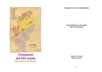 Scarica il libretto in PDF - Comune di Villasor