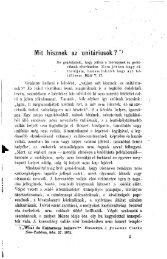 KERESZTÉNY MAGVETŐ - 7. köt. (1872.) 2. sz. - EDA