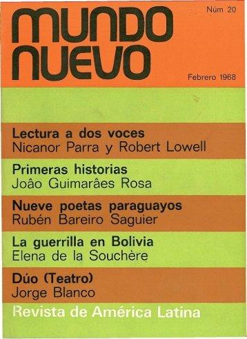 feb. 1968 - Publicaciones Periódicas del Uruguay