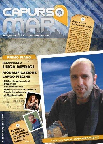 LUCA MEDICI - CapursoMap