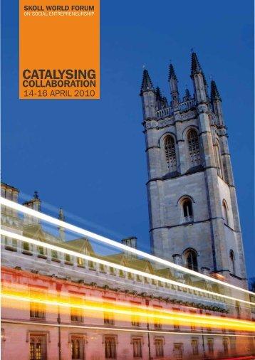 CataLySing - Skoll World Forum