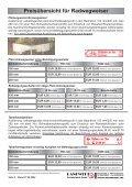Preisübersicht für Radwegweiser - Landwehr - Seite 2
