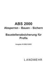 ABS 2000 - Landwehr