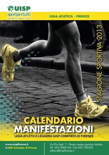 giornalino atletica 2013.indd - Atletica Castello