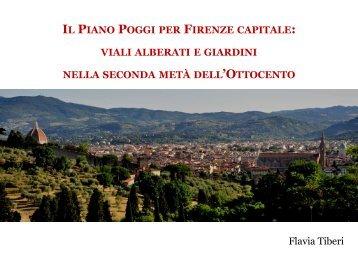 lezione Poggi - Mariella Zoppi