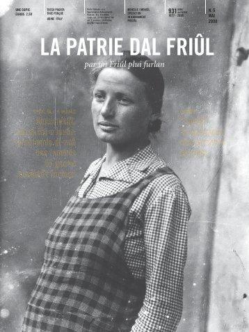6 di Mai - La Patrie dal Friûl