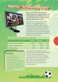 Südafrika - mehr als Fußball - Welthaus Bielefeld - Seite 5