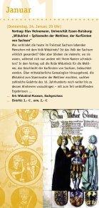 Veranstaltungsprogramm - Widukind-Museum Enger - Seite 4