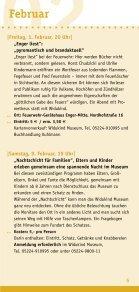 Veranstaltungsprogramm - Widukind-Museum Enger - Seite 5