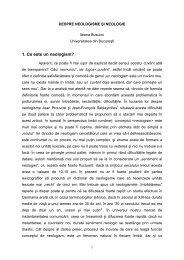Despre neologisme şi neologie