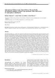 Glaubrecht et al 2005.pdf - Download.naturkundemuseum-berlin.de ...
