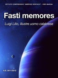Luigi Lilio, illustre uomo calabrese - Francesco Barritta