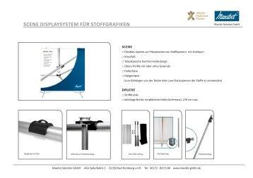 SCENE aufbauaNlEituNg - Maxibit Solution GmbH Deutschland
