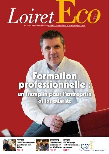 Formation professionnelle : - CCI du Loiret